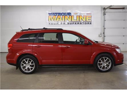 2013 Dodge Journey R/T Rallye (Stk: L1435A) in Watrous - Image 1 of 42
