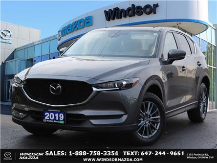 2019 Mazda CX-5 GS (Stk: PR5357) in Windsor - Image 1 of 25