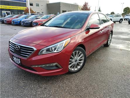 2015 Hyundai Sonata Limited (Stk: 20610A) in Clarington - Image 1 of 8