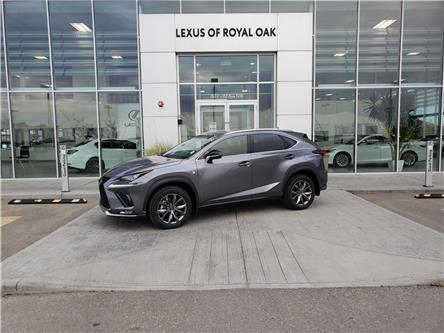 2021 Lexus NX 300 Base (Stk: L21048) in Calgary - Image 1 of 12