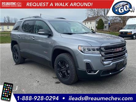 2020 GMC Acadia AT4 (Stk: 20-0354) in LaSalle - Image 1 of 31