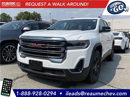 2020 GMC Acadia AT4 (Stk: 20-0641) in LaSalle - Image 1 of 6