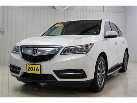 2016 Acura MDX Navigation Package (Stk: P5996A) in Sault Ste. Marie - Image 1 of 19