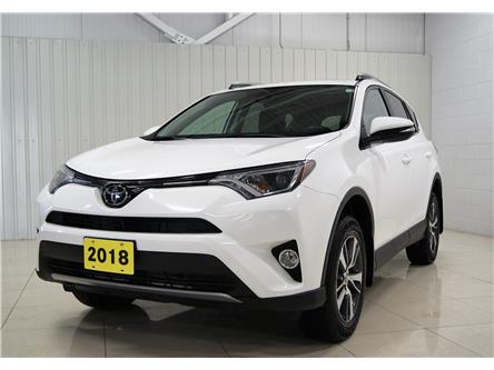 2018 Toyota RAV4 XLE (Stk: P6020) in Sault Ste. Marie - Image 1 of 16