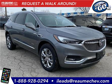 2020 Buick Enclave Avenir (Stk: 20-0181) in LaSalle - Image 1 of 31