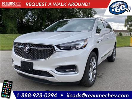 2020 Buick Enclave Avenir (Stk: 20-0599) in LaSalle - Image 1 of 5
