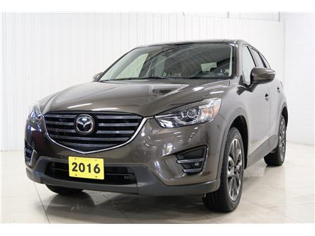 2016 Mazda CX-5 GT (Stk: M20011A) in Sault Ste. Marie - Image 1 of 17