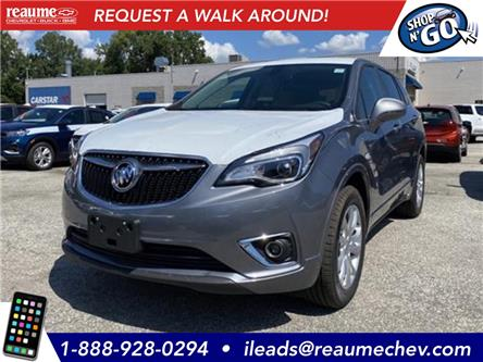 2020 Buick Envision Preferred (Stk: 20-0596) in LaSalle - Image 1 of 5