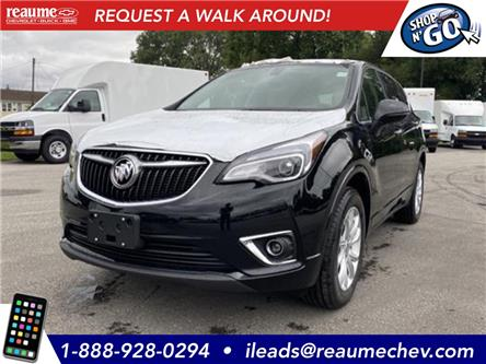 2020 Buick Envision Preferred (Stk: 20-0705) in LaSalle - Image 1 of 6