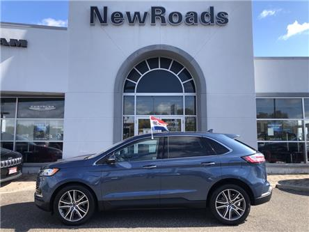 2019 Ford Edge Titanium (Stk: 25068P) in Newmarket - Image 1 of 12