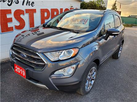 2019 Ford EcoSport Titanium (Stk: 20-483) in Oshawa - Image 1 of 16