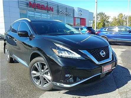 2019 Nissan Murano Platinum (Stk: CLC589596A) in Cobourg - Image 1 of 23