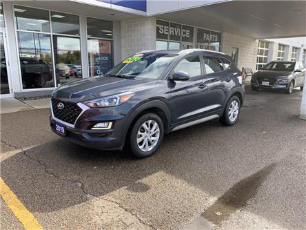 2019 Hyundai Tucson Preferred (Stk: P3200) in Smiths Falls - Image 1 of 13