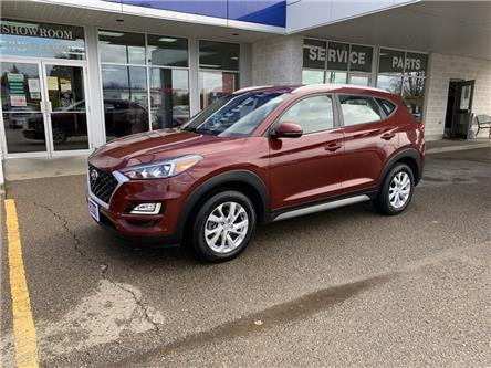 2019 Hyundai Tucson Preferred (Stk: P3199) in Smiths Falls - Image 1 of 8