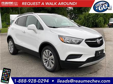 2020 Buick Encore Preferred (Stk: 20-0536) in LaSalle - Image 1 of 31