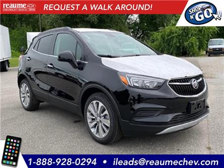 2020 Buick Encore Preferred (Stk: 20-0525) in LaSalle - Image 1 of 31