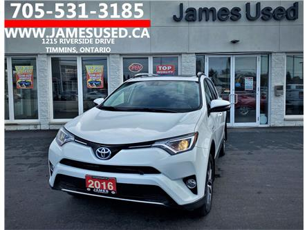 2016 Toyota RAV4 Hybrid XLE (Stk: P02827A) in Timmins - Image 1 of 12