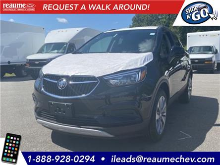 2020 Buick Encore Preferred (Stk: 20-0524) in LaSalle - Image 1 of 5