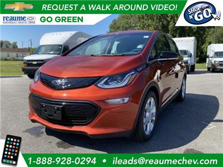 2020 Chevrolet Bolt EV LT (Stk: 20-0503) in LaSalle - Image 1 of 6