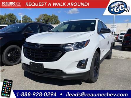2021 Chevrolet Equinox LT (Stk: 21-0044) in LaSalle - Image 1 of 8