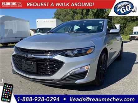 2020 Chevrolet Malibu LT (Stk: 20-0631) in LaSalle - Image 1 of 6