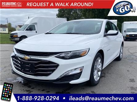 2020 Chevrolet Malibu LT (Stk: 20-0660) in LaSalle - Image 1 of 6