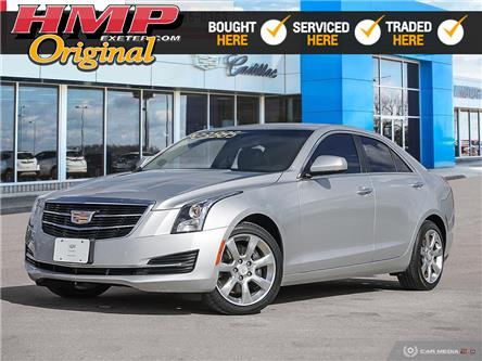 2016 Cadillac ATS 2.0L Turbo (Stk: 74366) in Exeter - Image 1 of 27