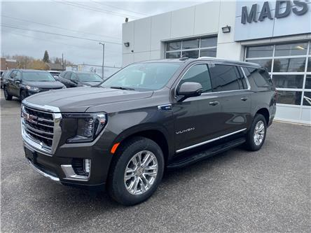 2021 GMC Yukon XL SLT (Stk: 21105) in Sioux Lookout - Image 1 of 6