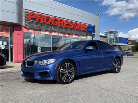 2017 BMW 440i xDrive Gran Coupe (Stk: HG189334) in Sarnia - Image 1 of 19