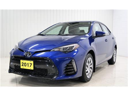 2017 Toyota Corolla SE (Stk: P6010) in Sault Ste. Marie - Image 1 of 15