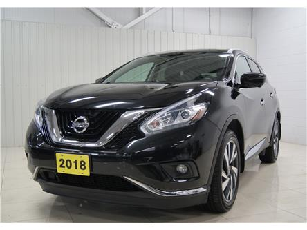 2018 Nissan Murano Platinum (Stk: R20054A) in Sault Ste. Marie - Image 1 of 17