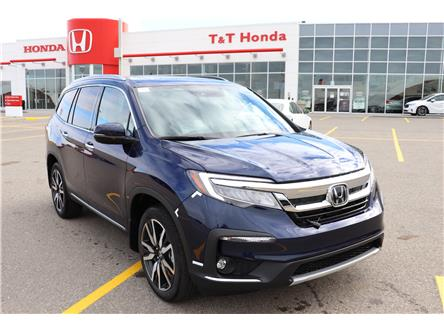 2021 Honda Pilot Touring 8P (Stk: 2210015) in Calgary - Image 1 of 10