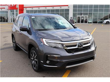 2021 Honda Pilot Touring 7P (Stk: 2210018) in Calgary - Image 1 of 11