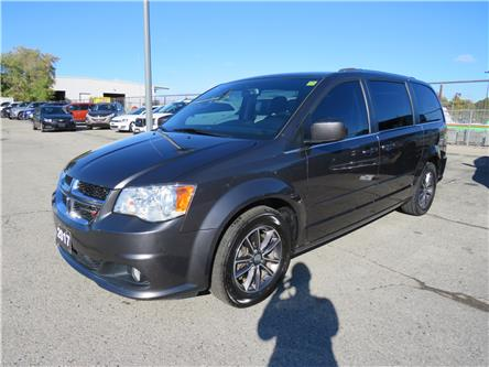 2017 Dodge Grand Caravan CVP/SXT (Stk: 86676) in St. Thomas - Image 1 of 19