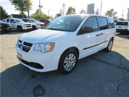 2017 Dodge Grand Caravan CVP/SXT (Stk: 84861 DEMO) in St. Thomas - Image 1 of 19
