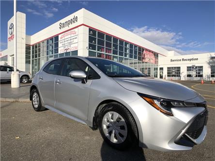 2019 Toyota Corolla Hatchback Base (Stk: 9229A) in Calgary - Image 1 of 23