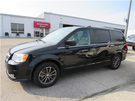 2017 Dodge Grand Caravan CVP/SXT (Stk: 86080) in St. Thomas - Image 1 of 17
