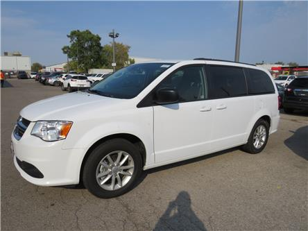 2019 Dodge Grand Caravan CVP/SXT (Stk: 92750D) in St. Thomas - Image 1 of 18
