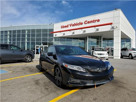 2016 Honda Accord Touring (Stk: U204244) in Calgary - Image 1 of 29
