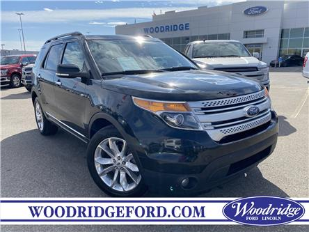 2014 Ford Explorer XLT (Stk: L-1436B) in Calgary - Image 1 of 23