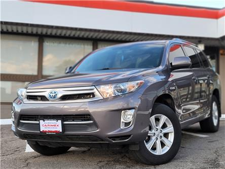 2013 Toyota Highlander Hybrid Base (Stk: 2009286) in Waterloo - Image 1 of 23
