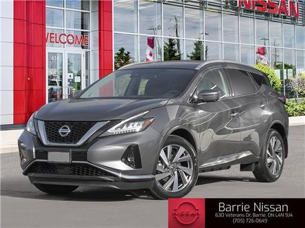 2020 Nissan Murano SL (Stk: 20444) in Barrie - Image 1 of 23