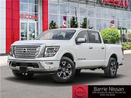 2020 Nissan Titan Platinum Reserve (Stk: 20462) in Barrie - Image 1 of 23