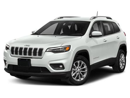 2021 Jeep Cherokee Trailhawk (Stk: M115376) in Surrey - Image 1 of 9
