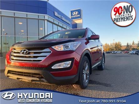 2014 Hyundai Santa Fe Sport 2.0T Premium (Stk: P1432) in Edmonton - Image 1 of 24