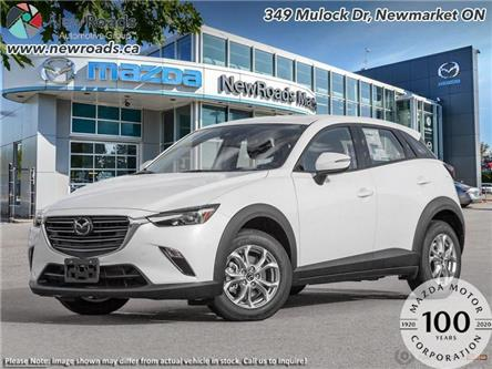 2020 Mazda CX-3 GS (Stk: 41700) in Newmarket - Image 1 of 23