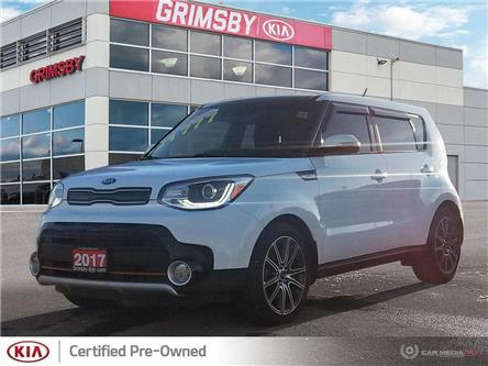 2017 Kia Soul SX Turbo   SAFETY TECH PKG   Sunroof   Leather (Stk: U1741) in Grimsby - Image 1 of 25