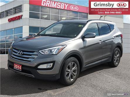 2014 Hyundai Santa Fe Sport FWD 4dr 2.4L Premium (Stk: U1799A) in Stoney Creek - Image 1 of 24