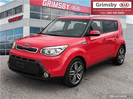 2015 Kia Soul Auto SX, Super Low Km's (Stk: U1808) in Stoney Creek - Image 1 of 26