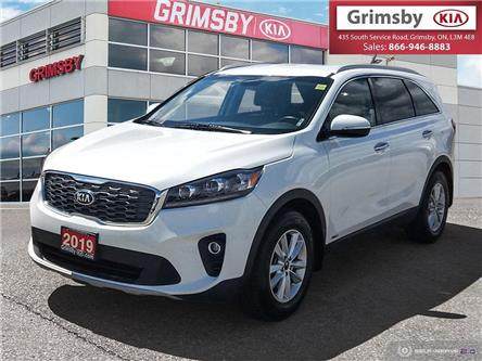 2019 Kia Sorento EX 2.4 AWD LEATHER (Stk: U1815) in Stoney Creek - Image 1 of 25